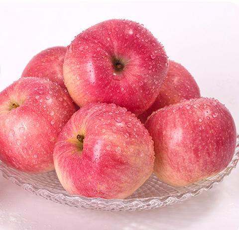 实惠裝洛川红富士苹果